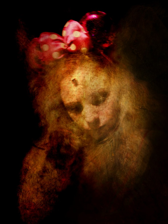 Minnie of melancholia 45x60 cm Gallery Print