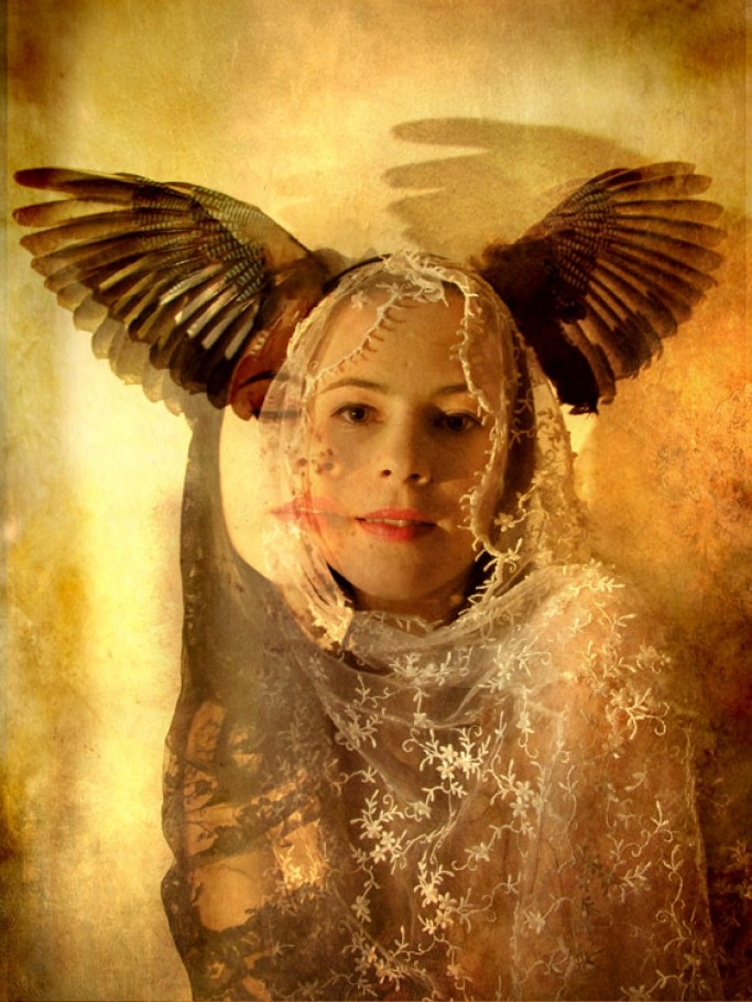 Psychopompos 7 45x60 cm Digital Print 2015