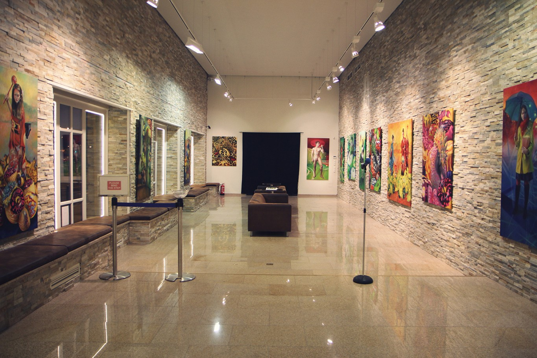 Próféta Galéria