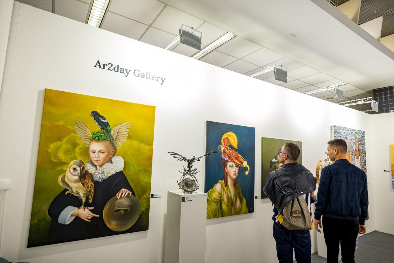 Ar2day Gallery Art & Antique Fair Millenáris