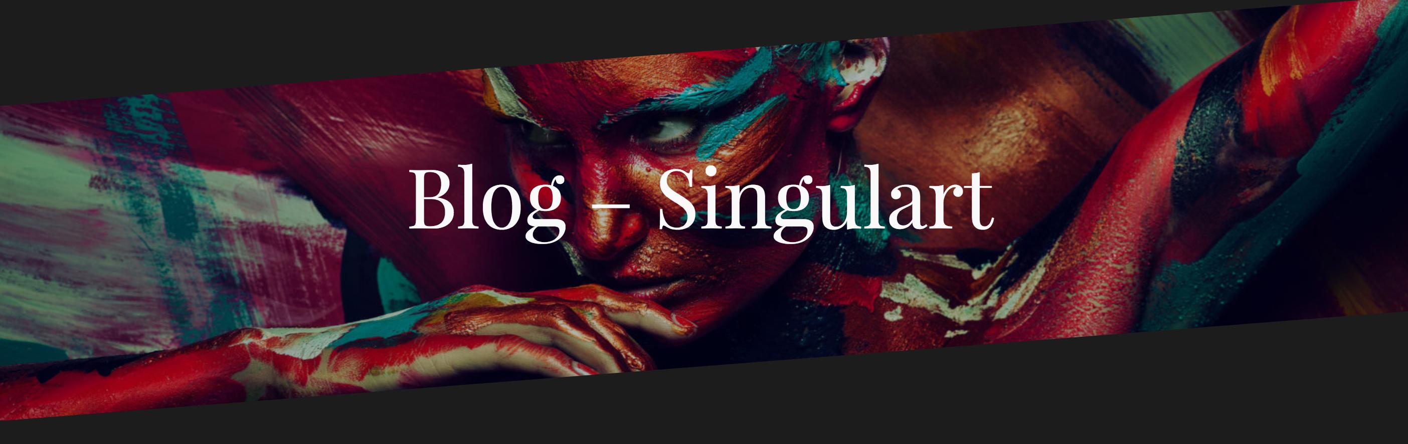 singulart interview